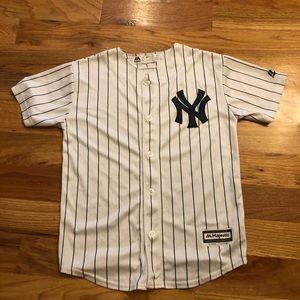 NY Yankees baseball jersey